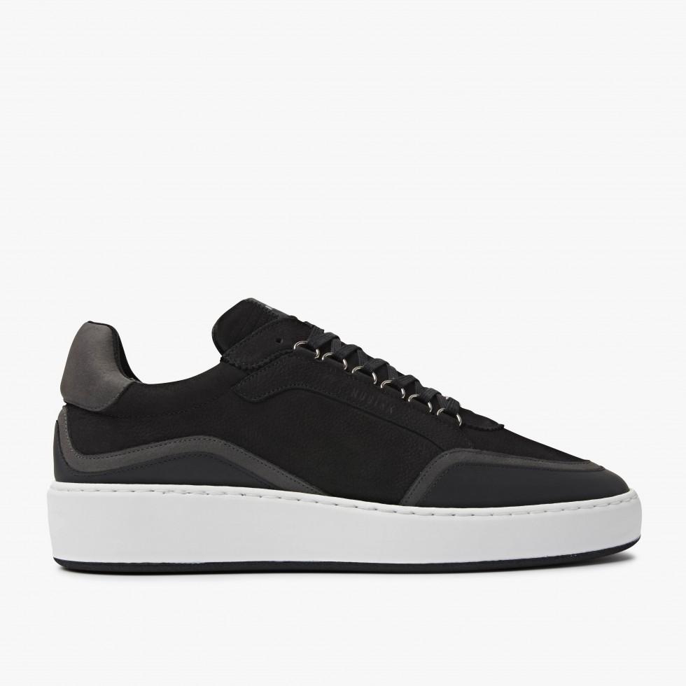 Nubikk Jiro Jones Black Sneakers