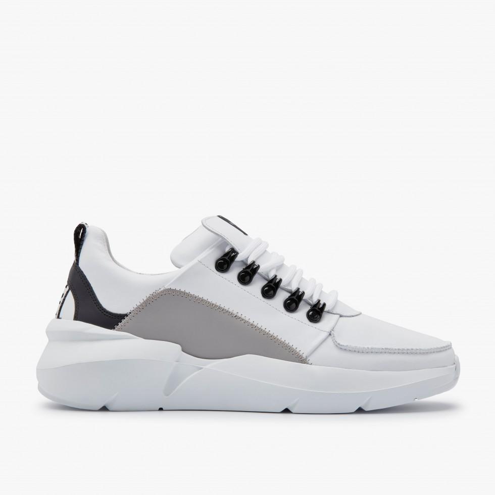 Nubikk Elven Royal Multi White Sneakers