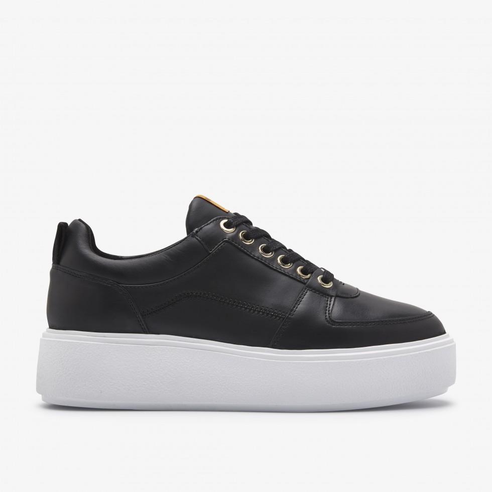Nubikk Elise Blush Black Sneakers