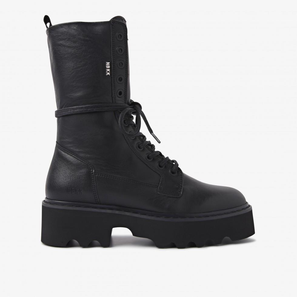 Nubikk Fara Day Black Boots
