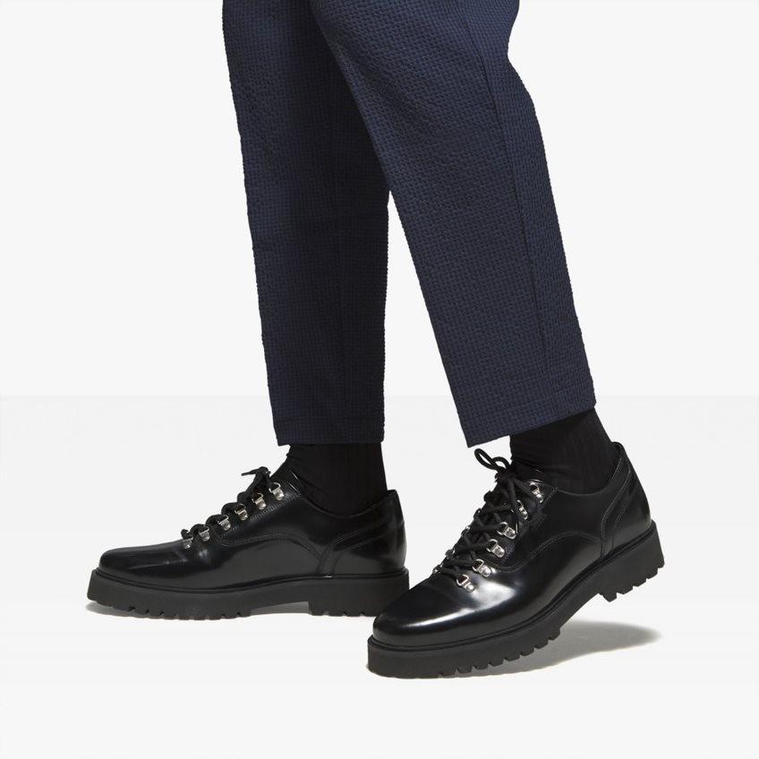 Nubikk Logan Vince Black Shoes