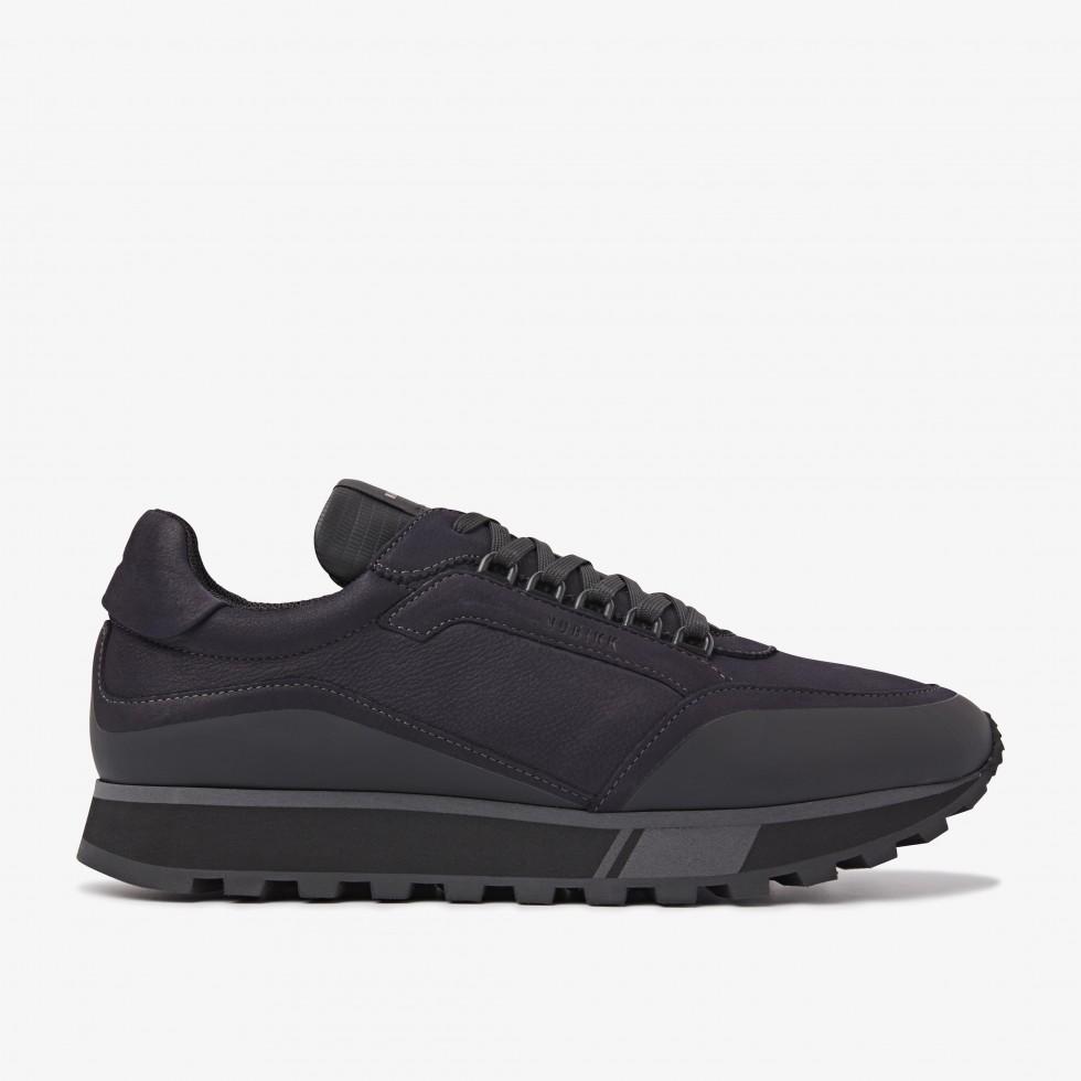Nubikk Delta D Navy Sneakers