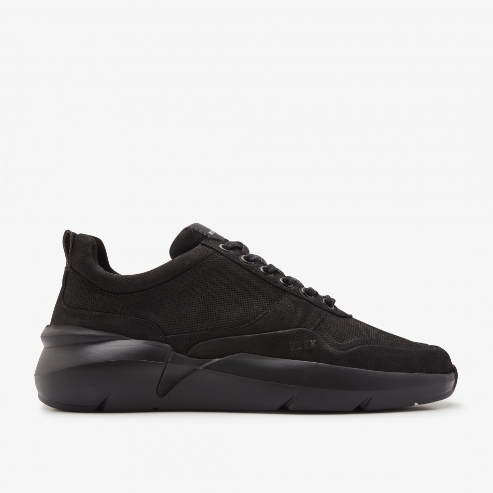 Nubikk Elven Tanuki Black Raven Sneakers