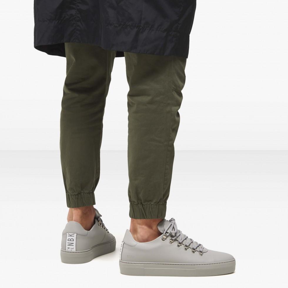 Nubikk Jagger Calf Stone Sneakers