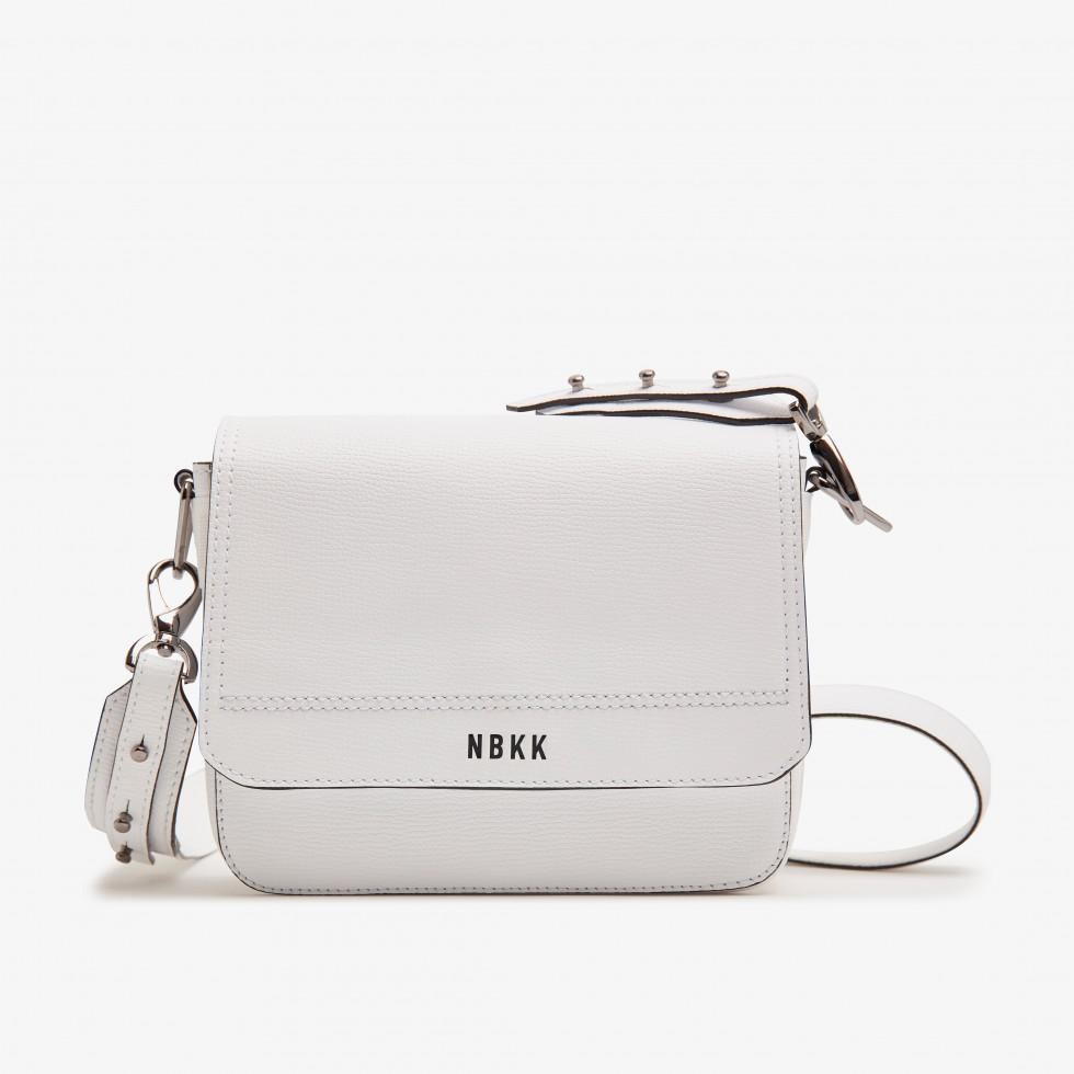 Nubikk April White Bag