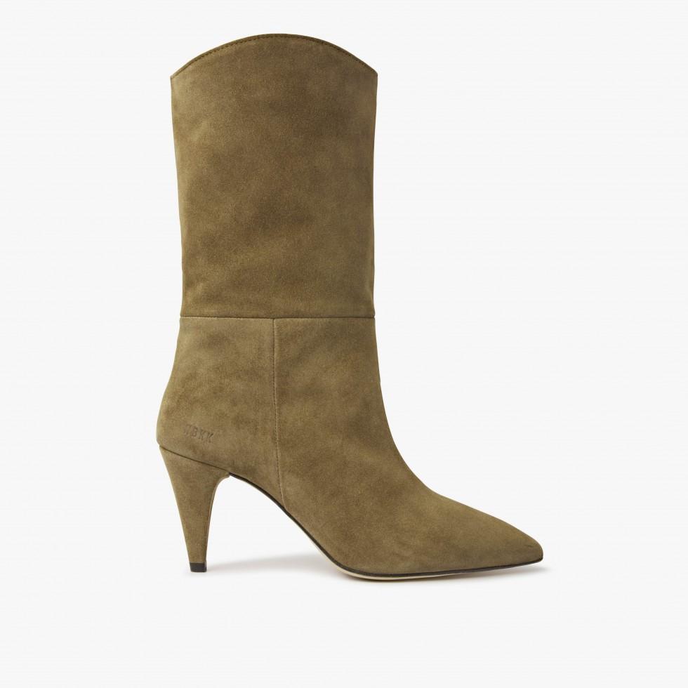 Nubikk Ace Botan Taupe Boots