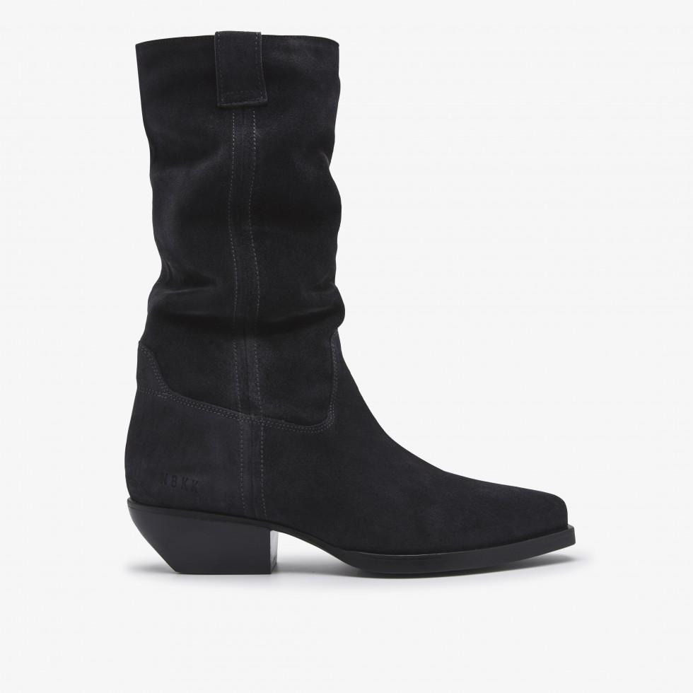 Nubikk Holly Dana Black Boots