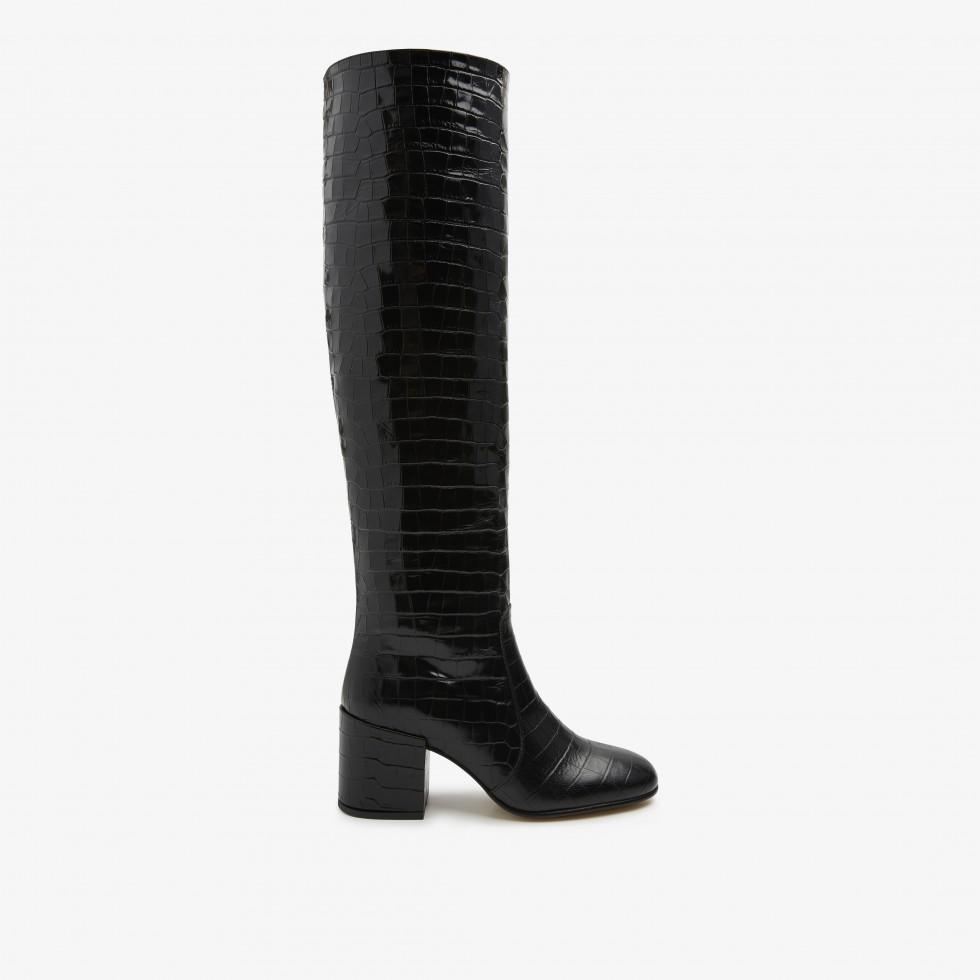 Nubikk Gigi Melba Black Boots