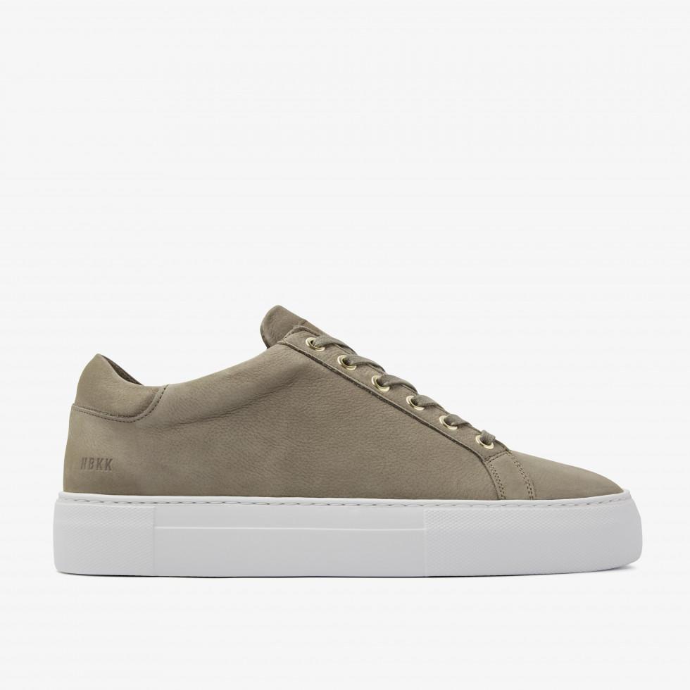 Nubikk Jagger Fresh Olive Sneakers