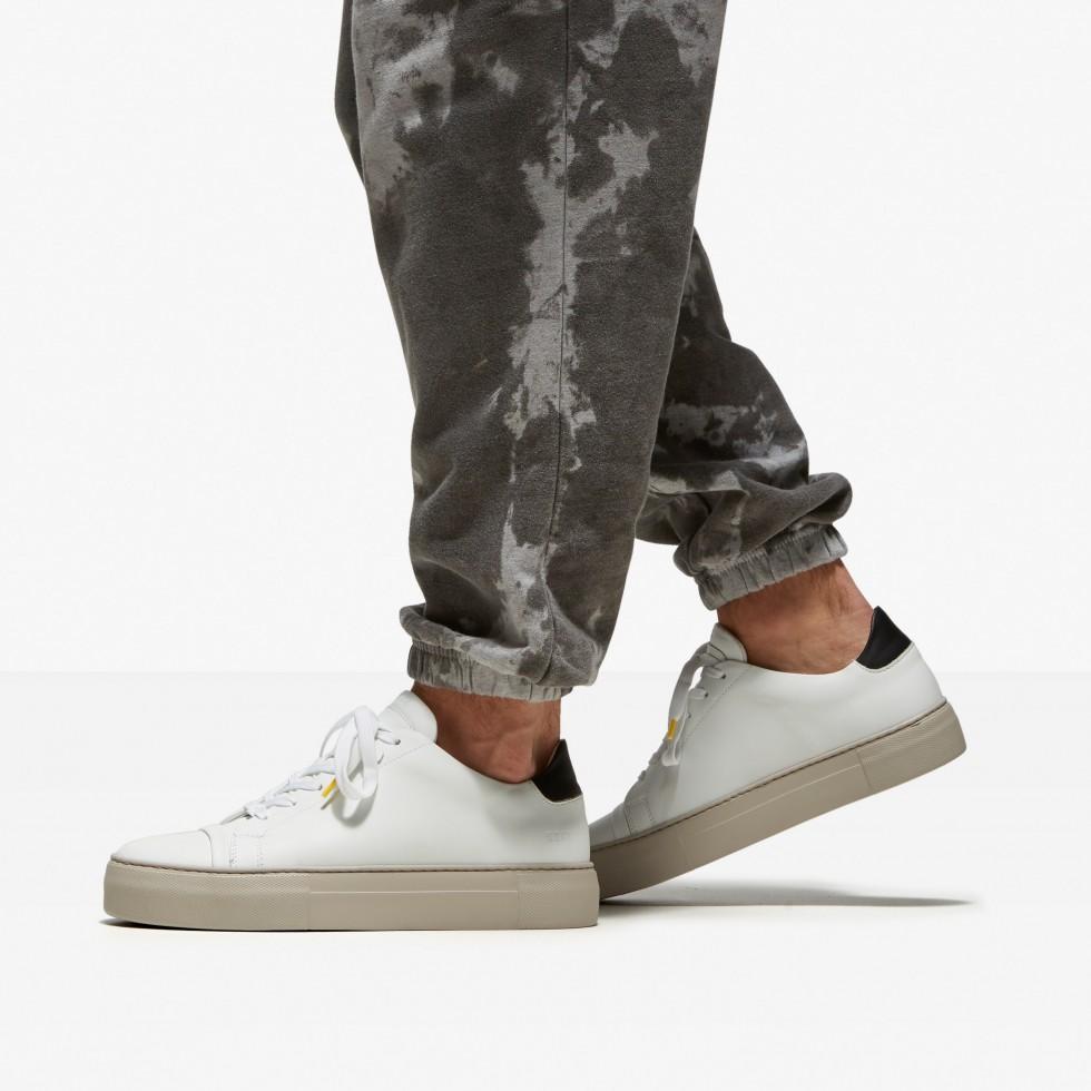 Nubikk Jagger Aspen Multi White Sneakers