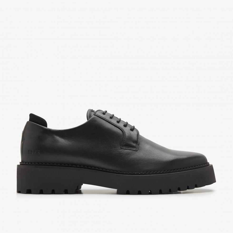 Nubikk Logan Ivy Black Shoes
