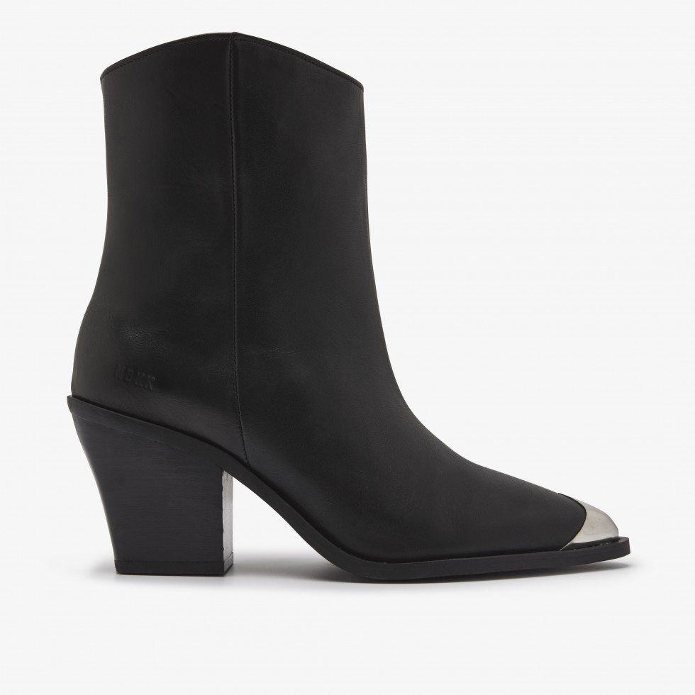 Nubikk Romee Rose Black Boots