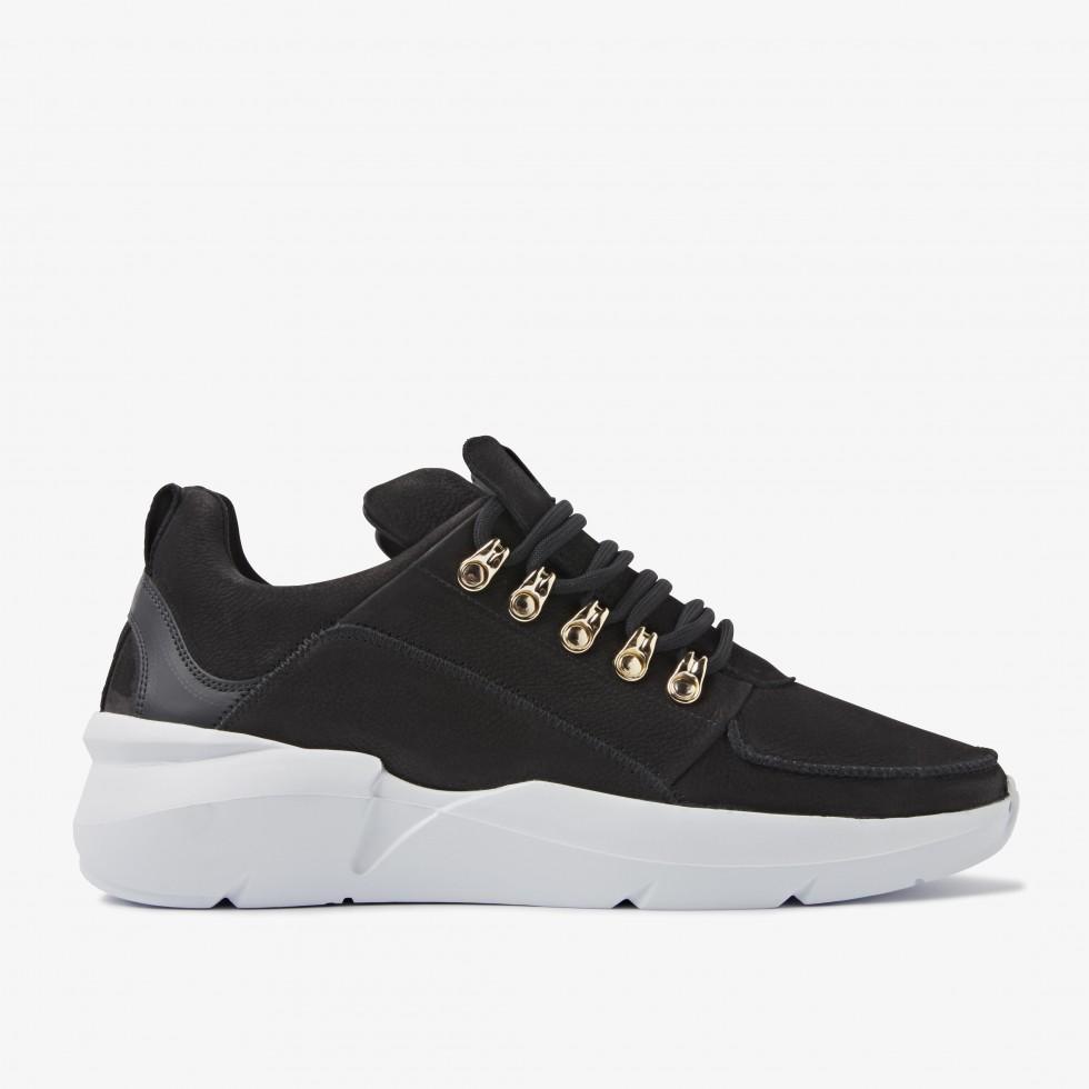 Nubikk Elven Royal Fresh Black Sneakers