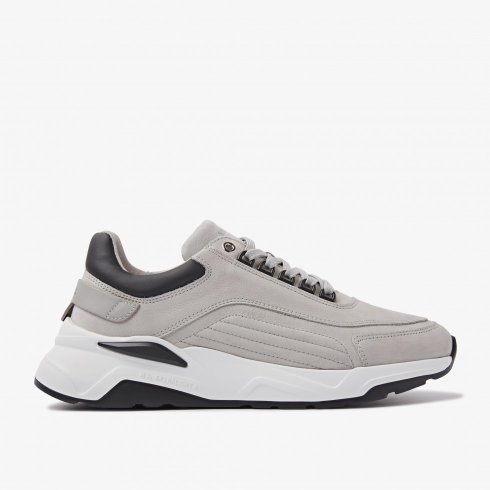 Nubikk Dusk Maltan Lt Grey Sneakers