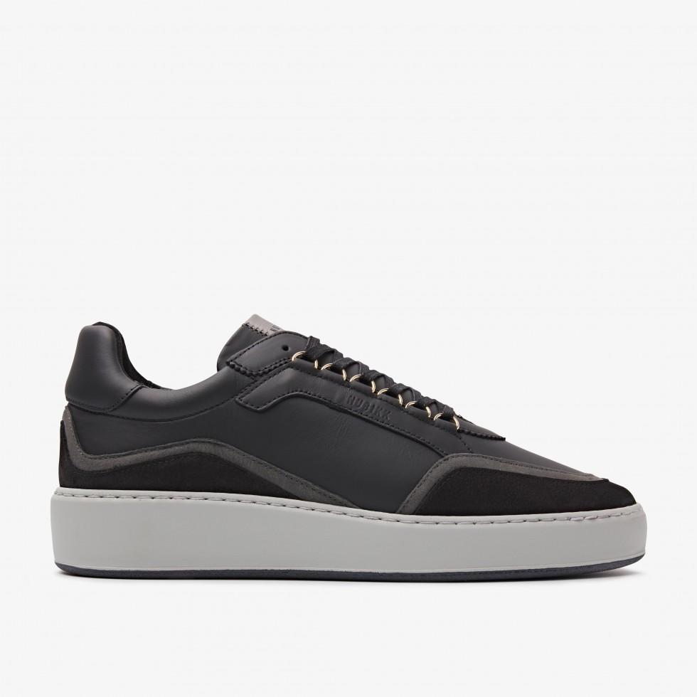 Nubikk Jiro Jones Multi Black Sneakers