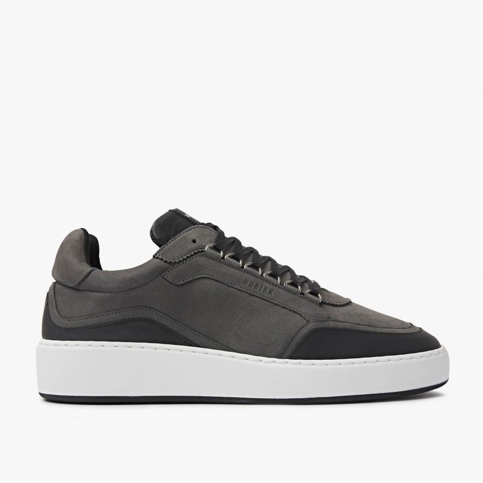Nubikk Jiro Jones Dk Grey Sneakers