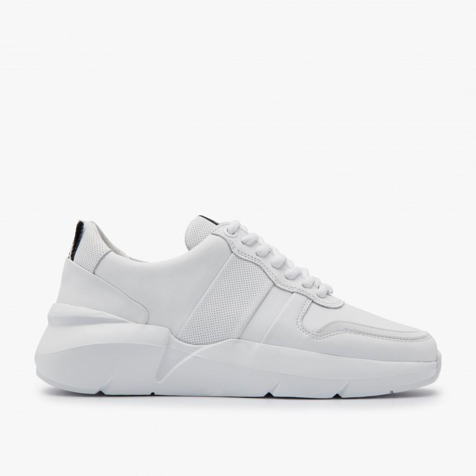 Nubikk Lucy May White Sneakers