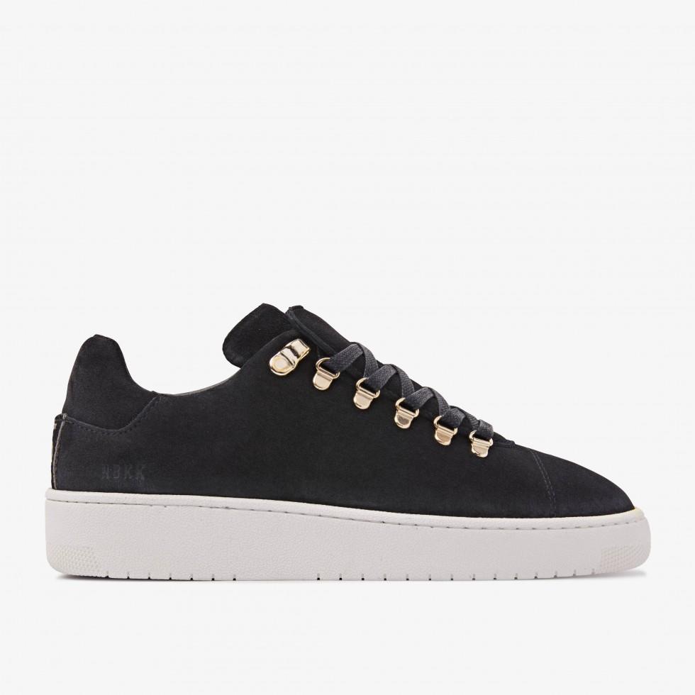 Nubikk Yucca Fresh Black Sneakers
