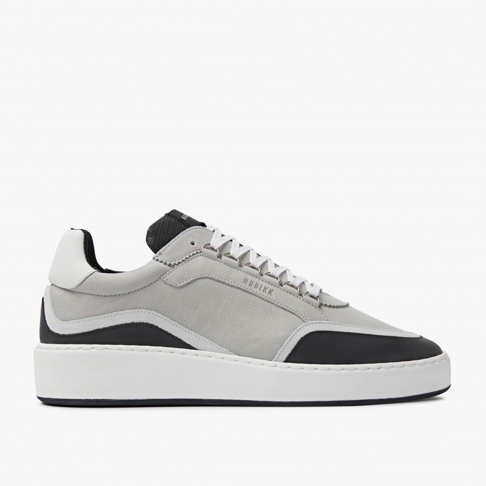 Nubikk Jiro Jones Lt Grey Sneakers