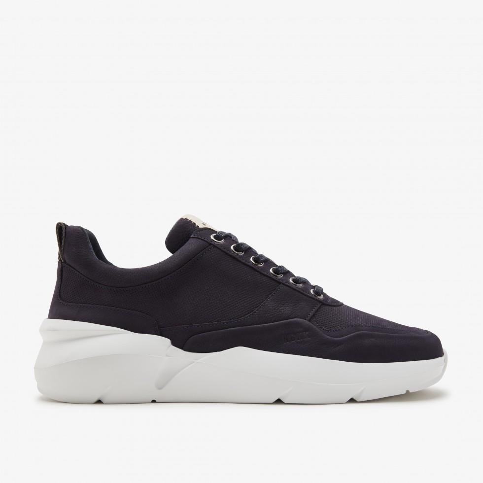 Nubikk Elven Tanuki Navy Sneakers