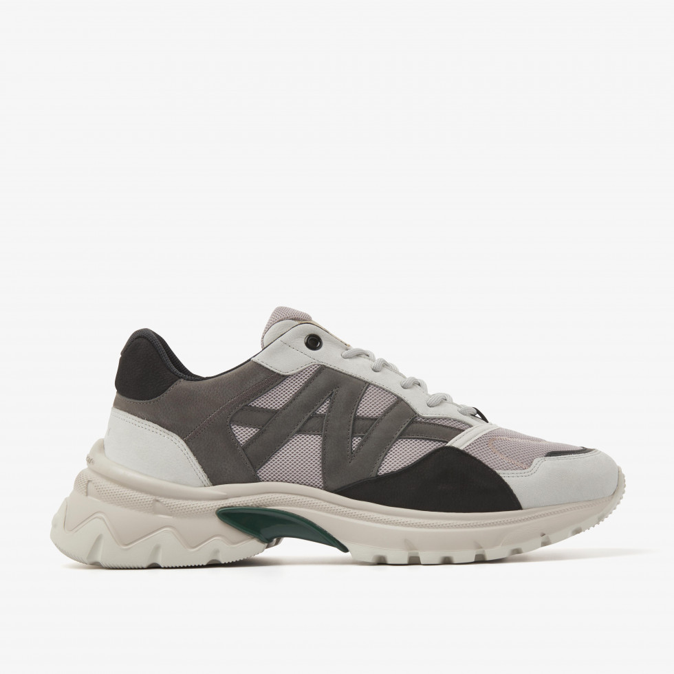 Nubikk Ross Trek M Multi Grey Sneakers