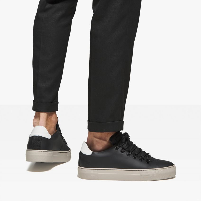 Nubikk Jagger Classic Multi Black Sneakers