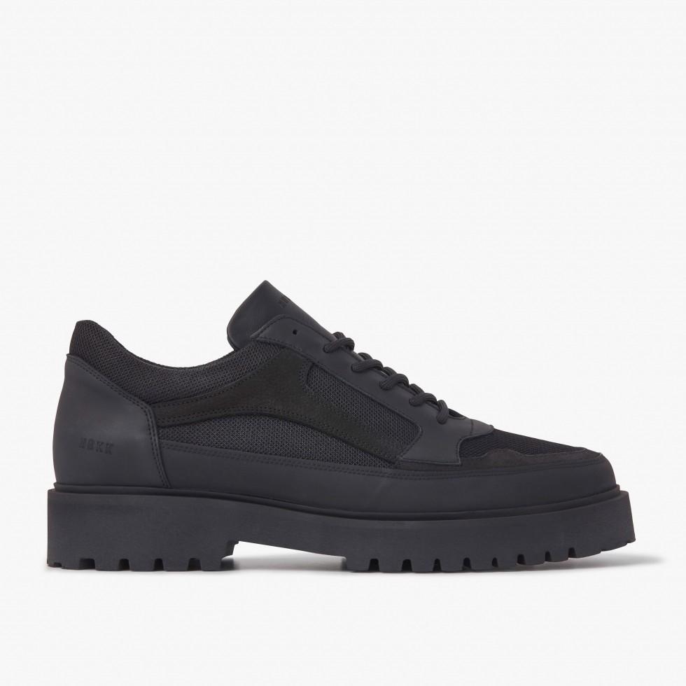 Nubikk Logan Yatsu Black Shoes