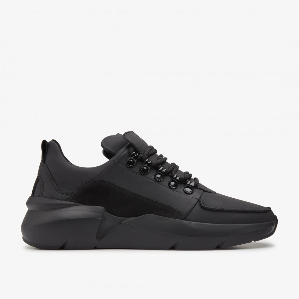 Nubikk Elven Royal Raven Black Sneakers