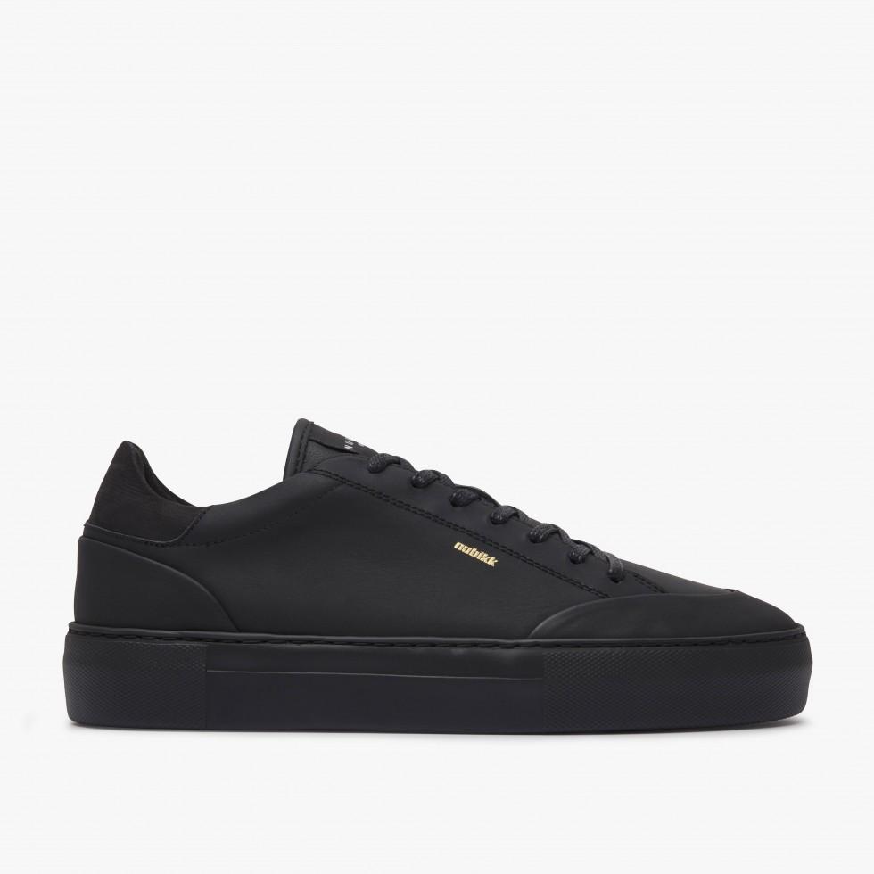 Nubikk Jagger Naya Black Raven Sneakers
