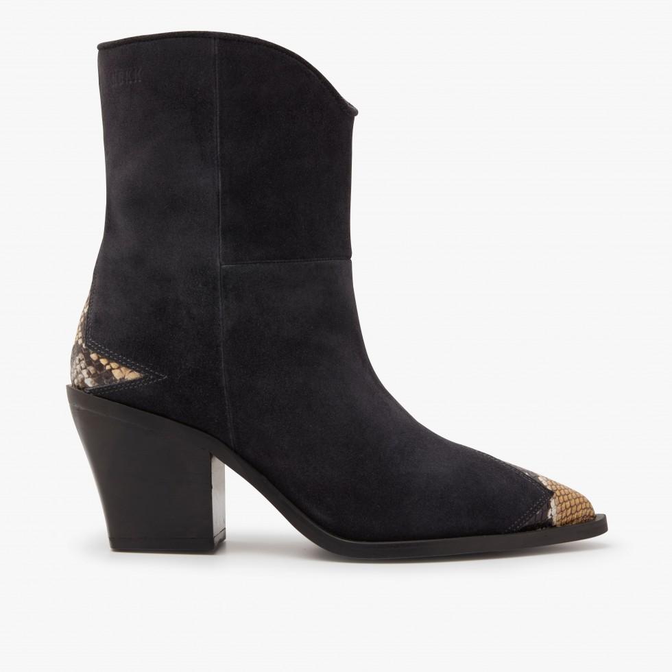 Nubikk Romee YZLS Anthracite Boots