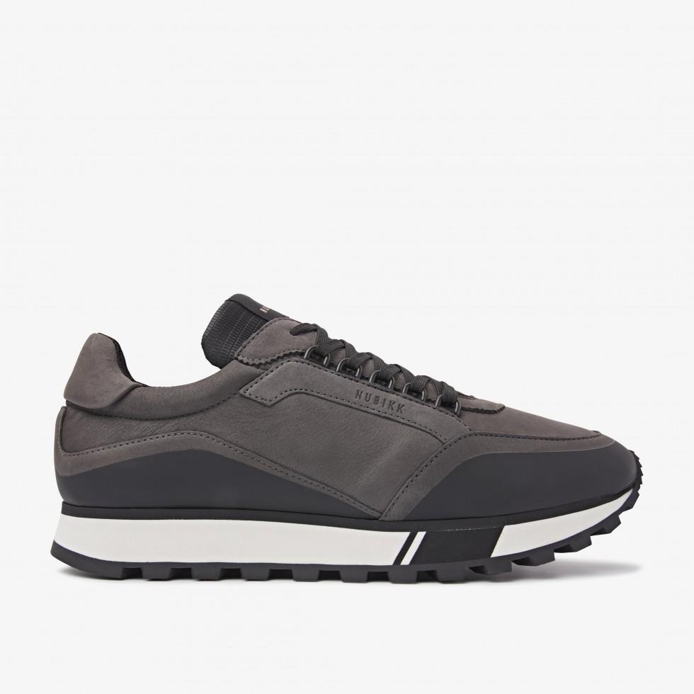 Nubikk Delta D Dk Grey Sneakers