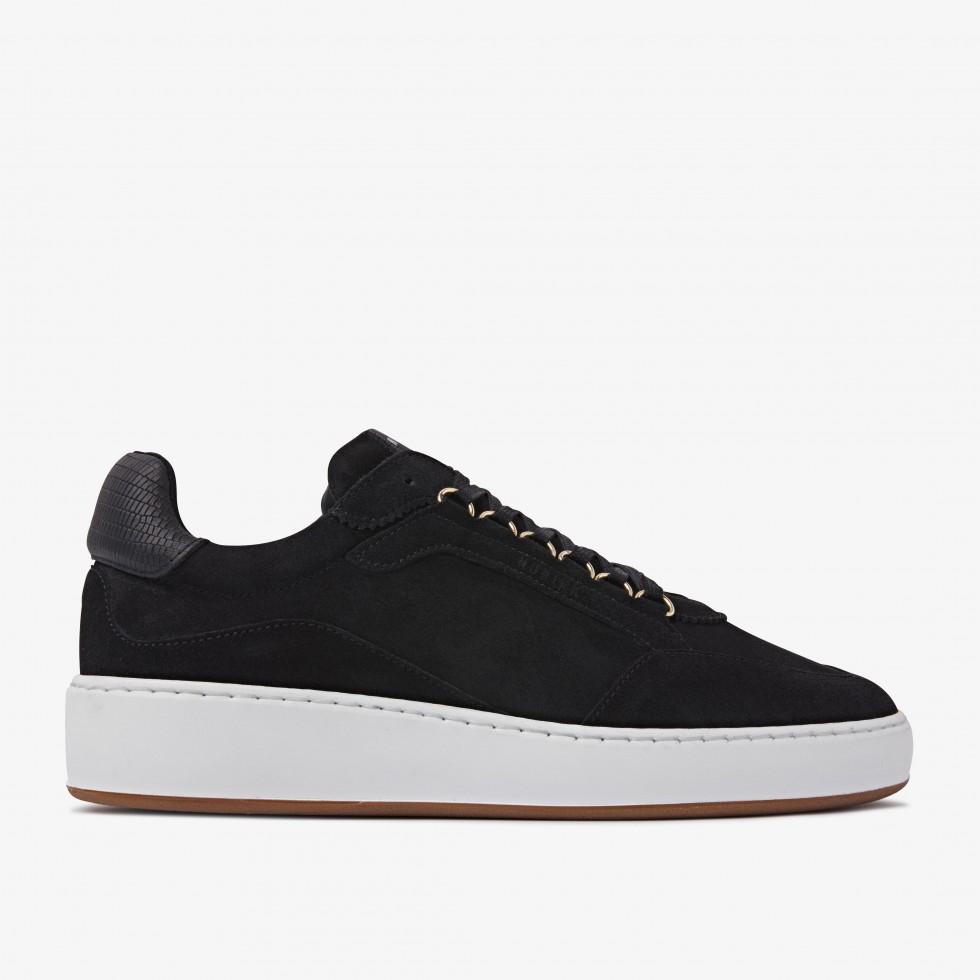 Nubikk Jiro Jade L Black Sneakers