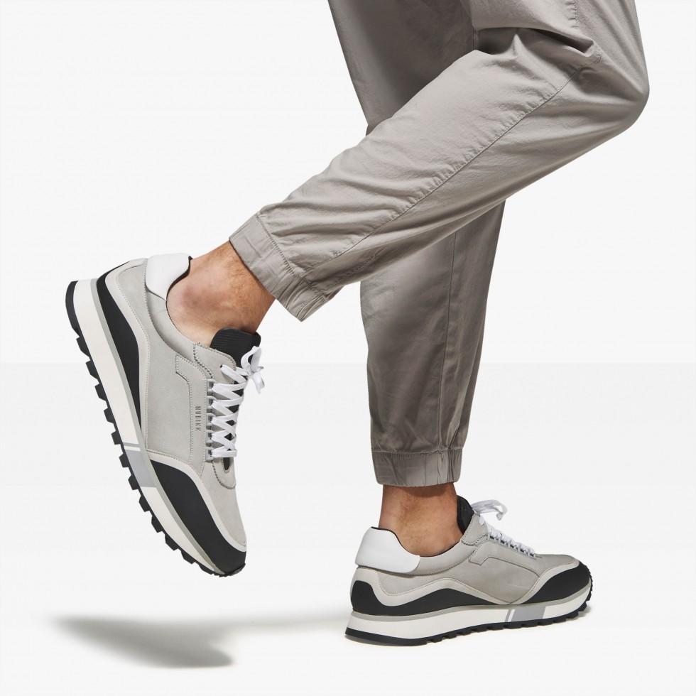 Nubikk Delta D Lt Grey Sneakers
