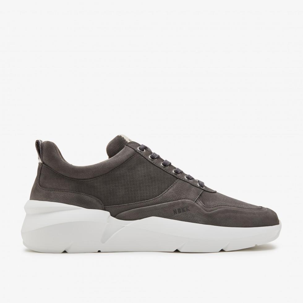 Nubikk Elven Tanuki Grey Sneakers