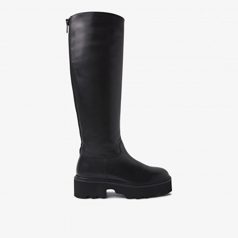 Nubikk Fara Zip Black Boots