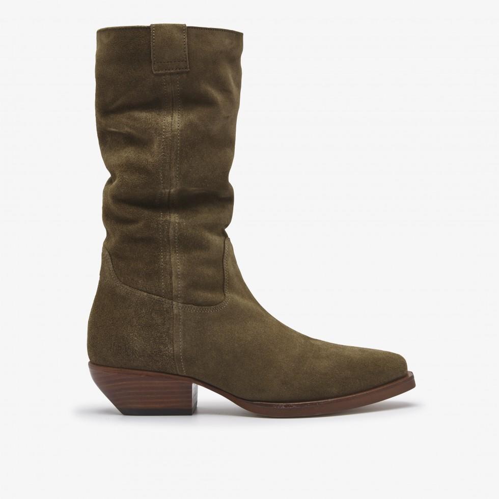 Nubikk Holly Dana Taupe Boots
