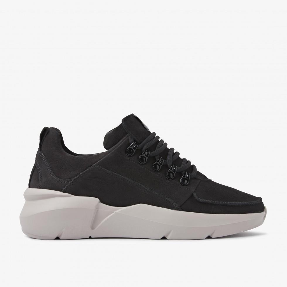 Nubikk Elven Royal Sand Black Sneakers
