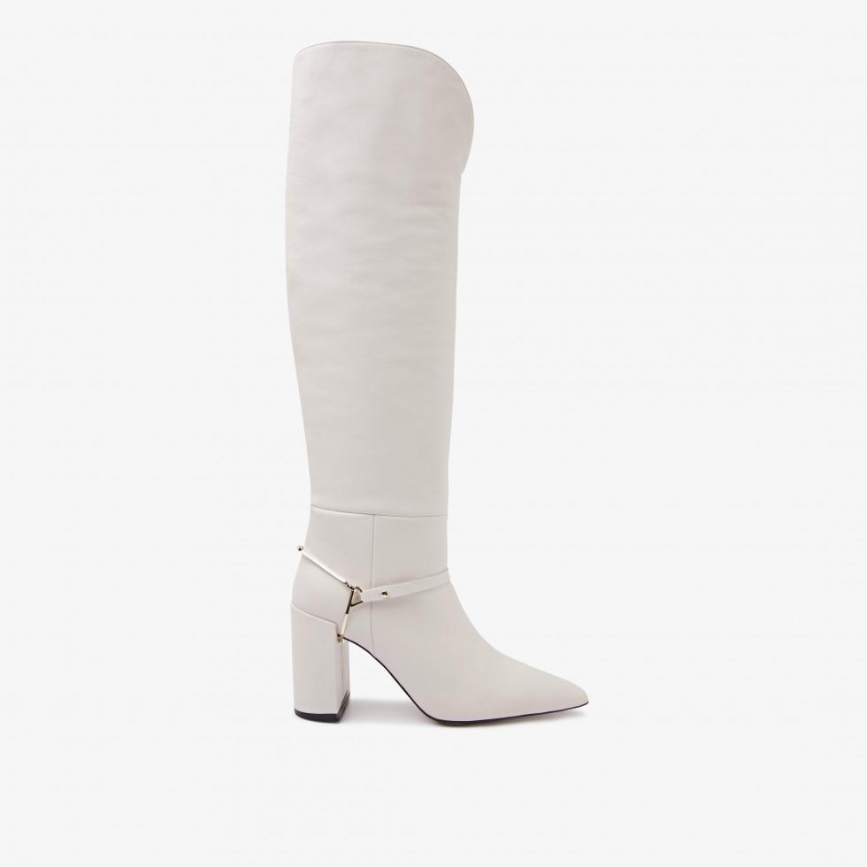 Nubikk Rose Night Off White Boots